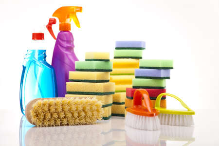Cleaning Equipment Stock Photo - 17486709