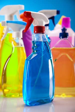 Cleaning Equipment Stock Photo - 17487082