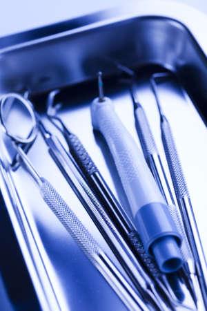 Herramientas dentales photo