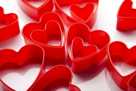 Valentine s day and heart photo