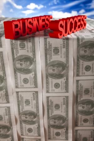 Business, Success Stock Photo - 18746628