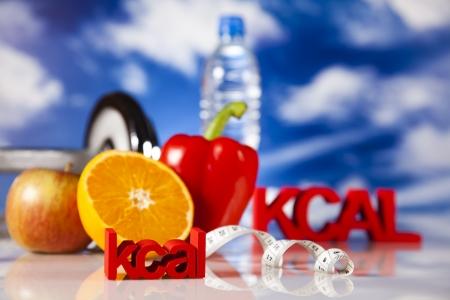 Fitness, calorie Stock Photo