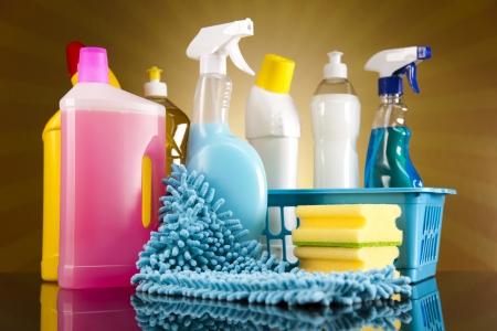 House cleaning product Reklamní fotografie - 23217856
