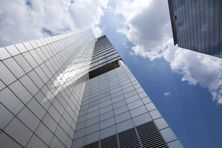 Zakelijke gebouw center