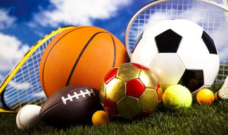 Spiel, Sportgerät