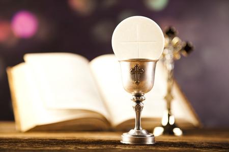 Holy communion Reklamní fotografie - 31666265