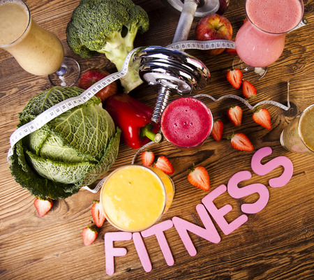 Fitness Standard-Bild - 35141568