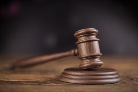 Court gavel,Law theme, mallet of judge Reklamní fotografie - 39122103