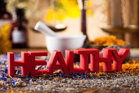 Mörtel, Alternative Medizin und Naturheilmittel