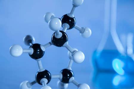 Development, Scientific glassware for chemical experiment