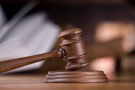 Judge gavel, Law concept