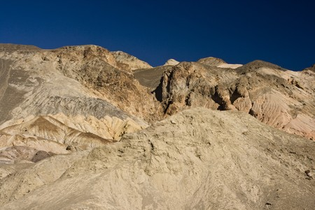 Artists palette in Death Valley National Park , California photo