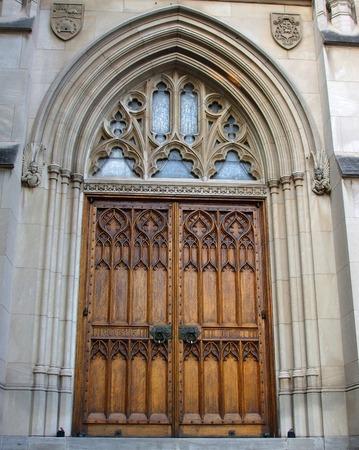 large doors: Large, Ornate Church Doors