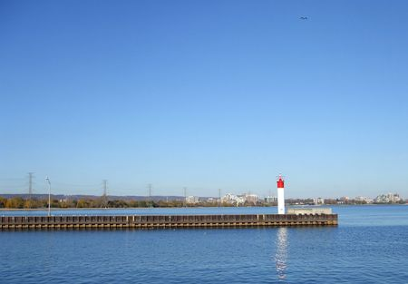 Lighthouse on the Pier photo