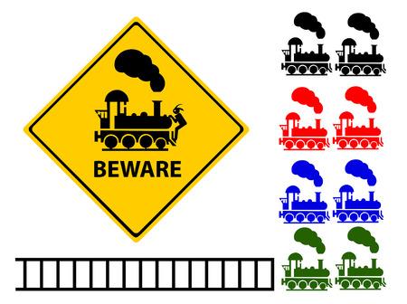 beware: Beware Trains