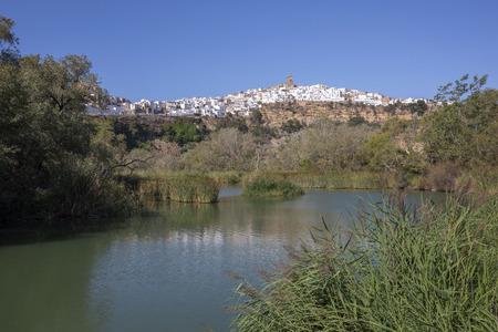 Arcos De La Frontera, Cadiz, Andalusia, Spain, Europe Editorial