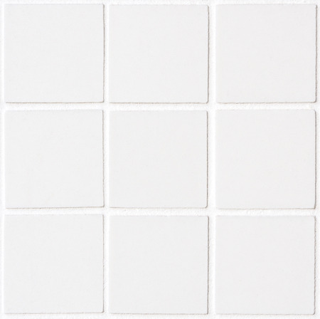pale color: 9 squares in a pale color square ceramic mosaic