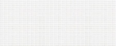 white ceramic tile with many little rectangles in wide screen form 免版税图像