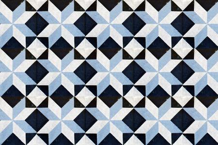 ceramiki: Grunge i rocznika płytek ceramicznych dekoracji ściany