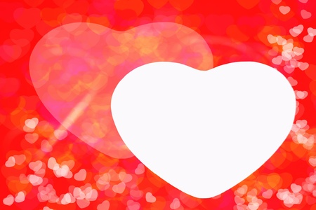 Heart for background Stock Photo - 13688207