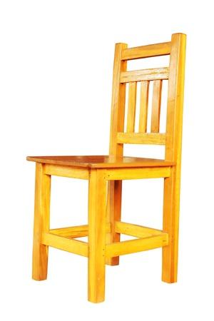 Stuhl: St�hle aus Massivholz Lizenzfreie Bilder