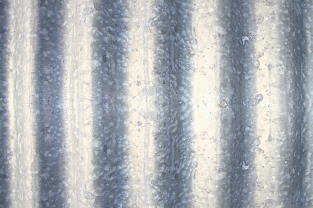 corrugated iron: corrugated iron siding