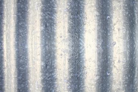 corrugated iron siding