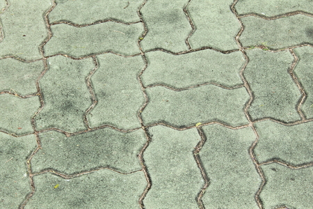 Green worm brick  texture