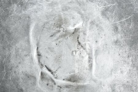 Stainless steel texture background backdrop