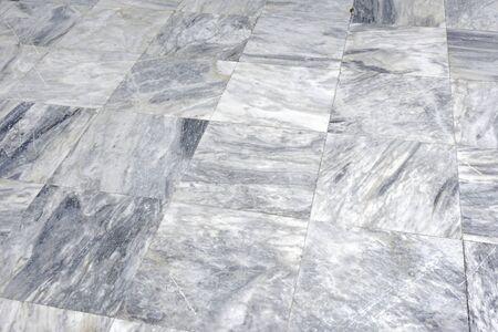 Floor tiles black and white texture Standard-Bild