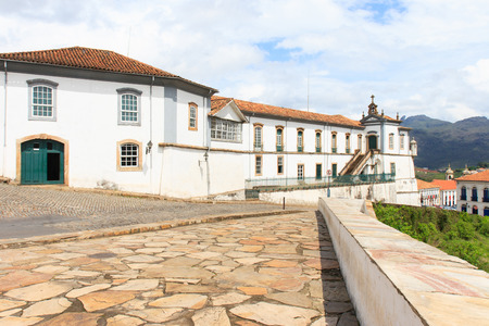 gold rush: Ouro Preto  is a city in the state of Minas Gerais, Brazil, a former colonial mining town, the focal point of the gold rush, designated a World Heritage site by UNESCO because of its outstanding Baroque architecture