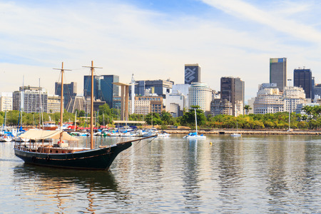 gloria: Boat trip from City center of Rio de Janeiro from Marina da Gloria, Guanabara bay, Brazil