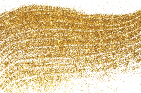 Fondo texturizado con brillo dorado sobre blanco