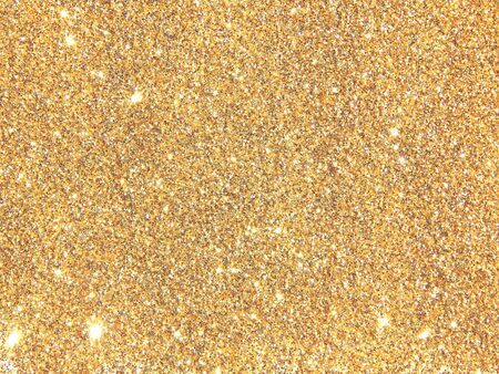 Textured background with golden glitter