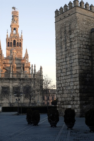 Seville Stock Photo - 12423883