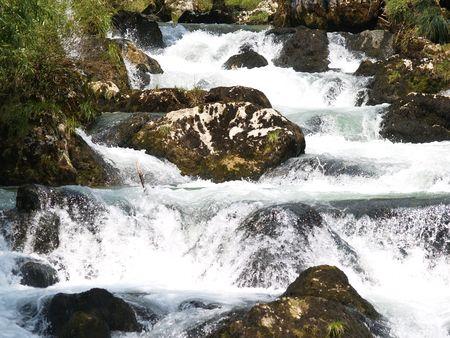cascades of Krupa photo