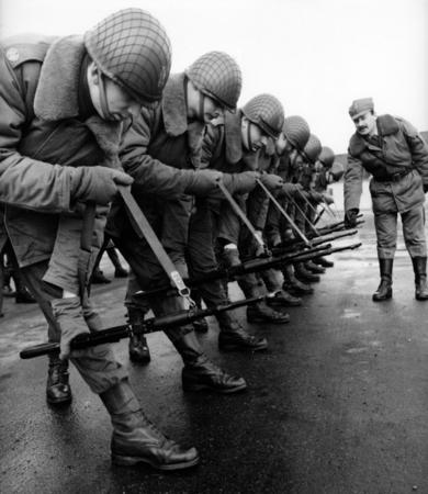 conscription: 1962 Warsaw Pact Poland Military Cold War WarPac