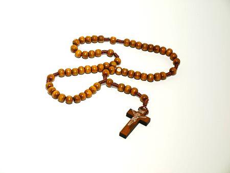 Rosary for prayer, a symbol of Christianity Reklamní fotografie