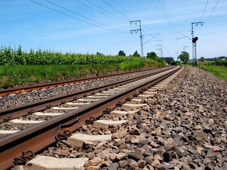 u bahn: rails