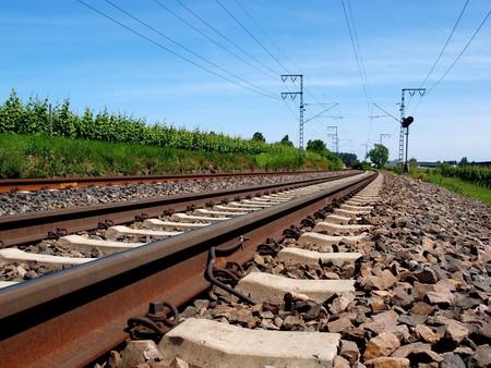 u bahn: segementview on rail