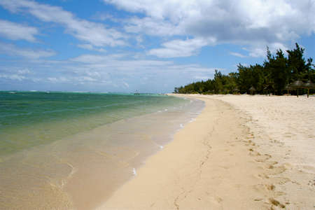 An exotic beach of Mauritius that brings calmness and happiness