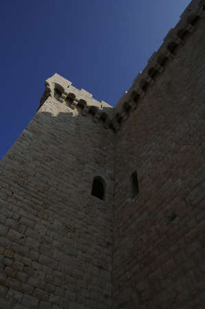 Medieval longstanding fortress - classical example of European history