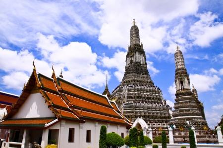 Wat arun temple,thailand