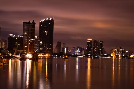 City at nigth