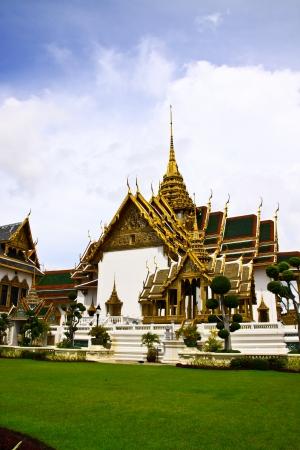 The Grand Palace in Bangkok, Thailand  Editorial