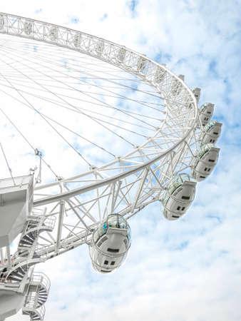 kingdom of heaven: London Eye in UK