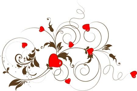 Valentine jour arrière-plan
