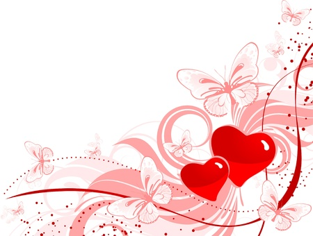 Valentine day background
