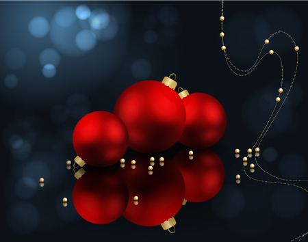 Christmas theme. Vector illustration for design Illustration
