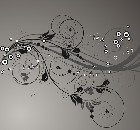 Abstract background theme Illustration